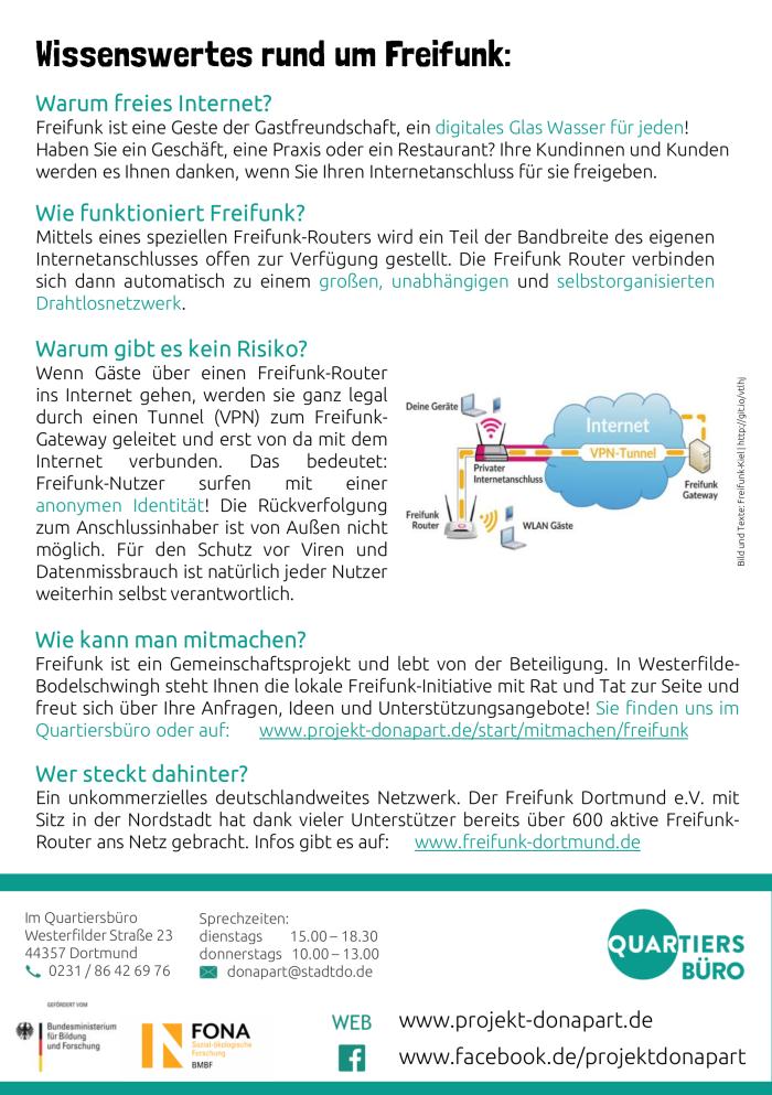 DoNaPart Freifunk Flyer A5_Hinten